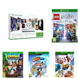 Pack Xbox One S + 4 juegos + 3 meses GamePass y 3 meses Xbox Live solo 199,9€