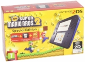 Nintendo 2DS Color Azul + New Super Mario Bros 2 solo 67,5€
