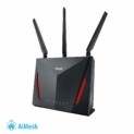 ASUS RT-AC86U- Router Gaming AC2900 Doble Banda Gigabit