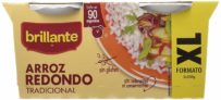 Brillante Arroz Redondo Xl 200g x2 (Pack De 8)