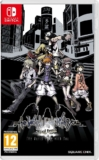 The world ends with you – Final Remix para Switch (Físico)