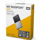 SSD externo WD My Passport 512 GB a solo 94,9€