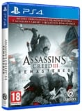 Assassin's Creed III Remastered para PS4 solo 17,9€
