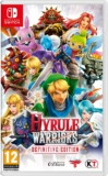 Juego Hyrule Warrios: Definitive Edition para Switch solo 33,8€