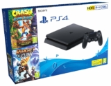 Playstation 4 Slim 500Gb + 2 Juegos solo 0,01€