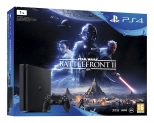 Pack PlayStation 4 Slim 1TB + Star Wars Battlefront II