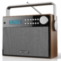 Radio Sharp DR-P350 solo 26,1€
