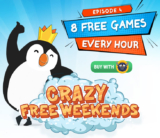 Crazy Free Weekends en Kinguin Episodio 4