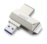 Pendrive metálico Eaget USB 3.0 128GB solo 12,9€