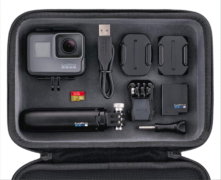 Pack GoPro Hero 5 Black solo 269€
