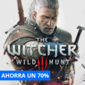 The Witcher 3: Wild Hunt para PS4 solo 8,9€
