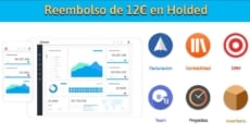 Consigue totalmente gratis tu pack Starter de Holded