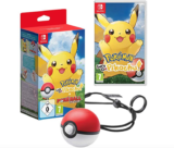 Pokémon Let's Go Pikachu! + Poké Ball Plus solo 73€