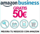 50€ GRATIS en Amazon Business para tu primer pedido superior a 100€