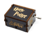 Caja musical Harry Potter solo 7€