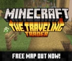 Mapa de Minecraft «The Traveling Trader» GRATIS