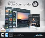 Editor de fotografía Photo Commander 15 GRATIS