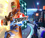 Juego Splitgate: Arena Warfare de Steam GRATIS