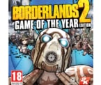 Borderlands 2 Game of the Year Edition solo 4,6€