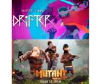 Hyper Light Drifter Y Mutant Year Zero: Road To Eden para Epic Games GRATIS