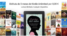 Kindle Unlimited 3 meses GRATIS