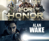 For honor y Alan Wake para Epic Games GRATIS