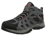 Zapatos Impermeables Columbia Canyon Point Mid Negro solo 39,9€
