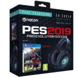 Pack auricular Nacon 7,1 + PES 2019 PS4