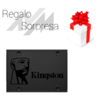 SSD Kingston A400 120GB + regalo sorpresa solo 22,9€