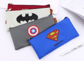 Estuches de superhéroes solo 0,6€