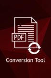 PDF Conversion Tool GRATIS
