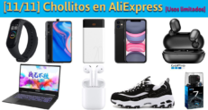 Chollitos en AliExpress [Usos limitados]