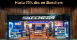 Hasta un 70% dto en Sketchers