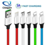 Cable microusb, Tipo C o Lightning desde 0,3€