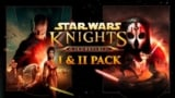 Star Wars: Knights of the Old Republic I & II Pack PC solo 2,9€