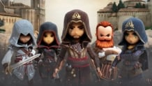 Assassin's Creed Rebellion + Recompensas exclusivas GRATIS