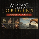 Pack Deluxe Assassin's Creed Origins solo 3,9€
