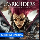 Darksiders: Fury's Collection – War and Death solo 7,9€ (PSN Store)