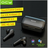Auriculares inalámbricos QCY T5 solo 23,9€