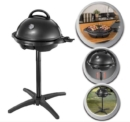 Barbacoa eléctrica Grill 2400W George Foreman solo 68,9€