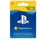 12 meses de PlayStation Plus solo 44,9€