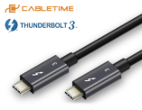 Cable Thunderbolt 3  tipo C solo 13,6€