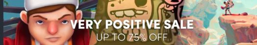 Humble Very Positive Sale para PC (Steam)