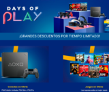 Days of Play en Fnac hasta el 17 de junio