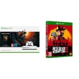 Xbox One S-Consola 1 TB + Shadow Of The Tomb Raider + Red Dead Redemption 2
