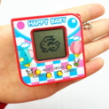 Retro Tamagotchi Electrónica Virtual Pet Game