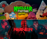 Nuclear Throne y RUINER para Epic Games GRATIS