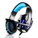 Auriculares gaming con usb