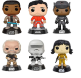 Figuras Funko Pop de Star Wars desde 5,6€
