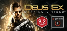 Deus Ex: Mankind Divided baratísimo para PC (Steam)